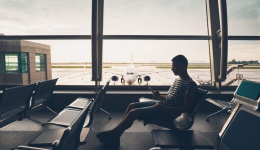 【たった1分英語学習】GW期間中の飛行機の予約数